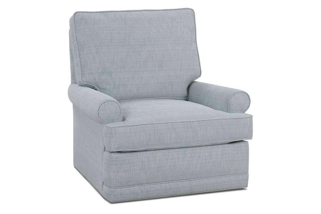Fabric Upholstered Accent Chairs And Chaise Lisa Menu0027s Size Fabric Swivel  Glider Accent Chair ...