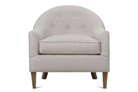 "Fabric Upholstered Accent Chairs And Chaise Naya ""Designer Style"" Small Fabric Accent Chair"