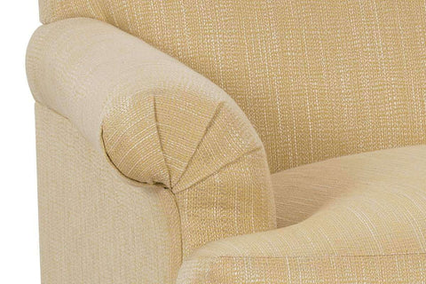 "Fabric Upholstered Accent Chairs And Chaise Nellie ""Designer Style"" Traditional Fabric Upholstered Accent Chair"