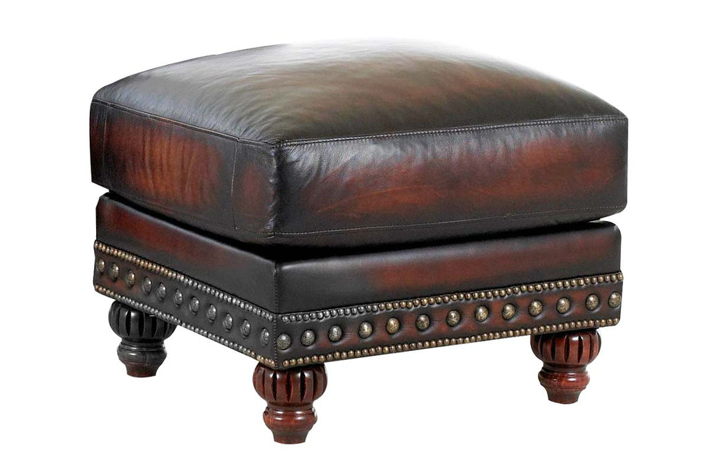Amazing Gerard Traditional Leather Ottoman Beatyapartments Chair Design Images Beatyapartmentscom