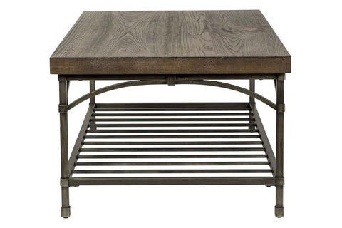 Halstrom Industrial Style Occasional Table Collection