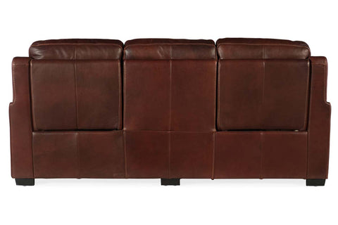 "Herman ""Quick Ship"" Power Reclining Leather Living Room Furniture Collection"