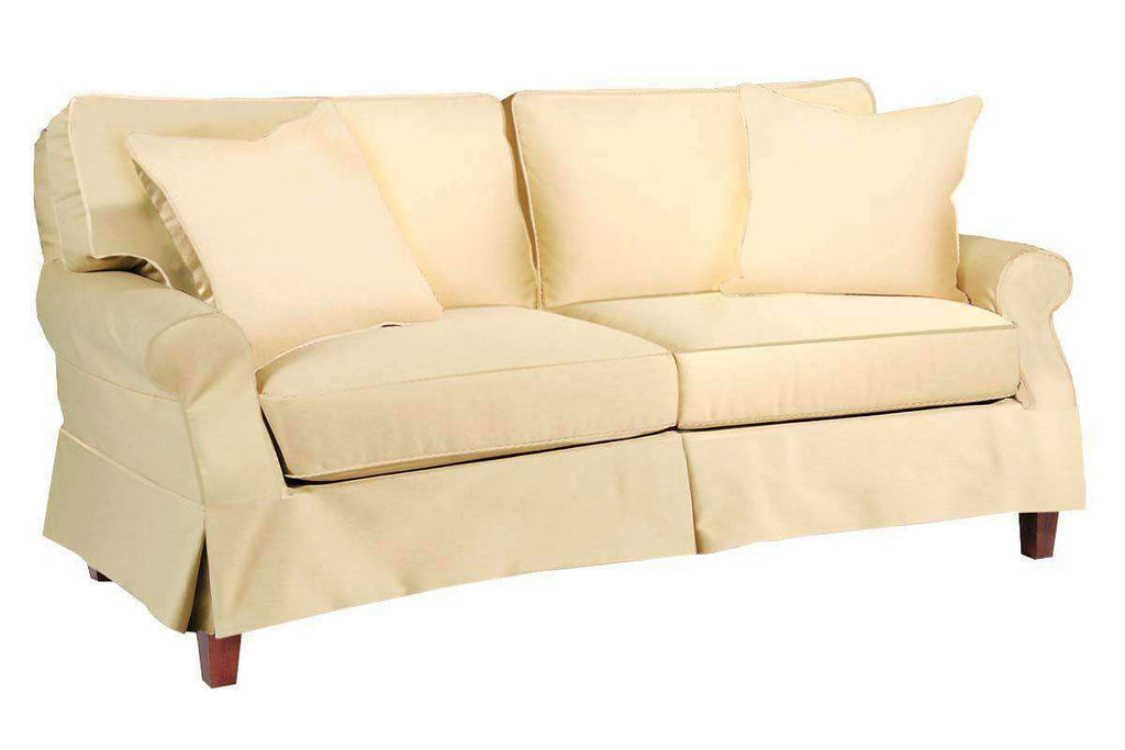 Holly 76 Inch Apartment Size Sleeper Sofa