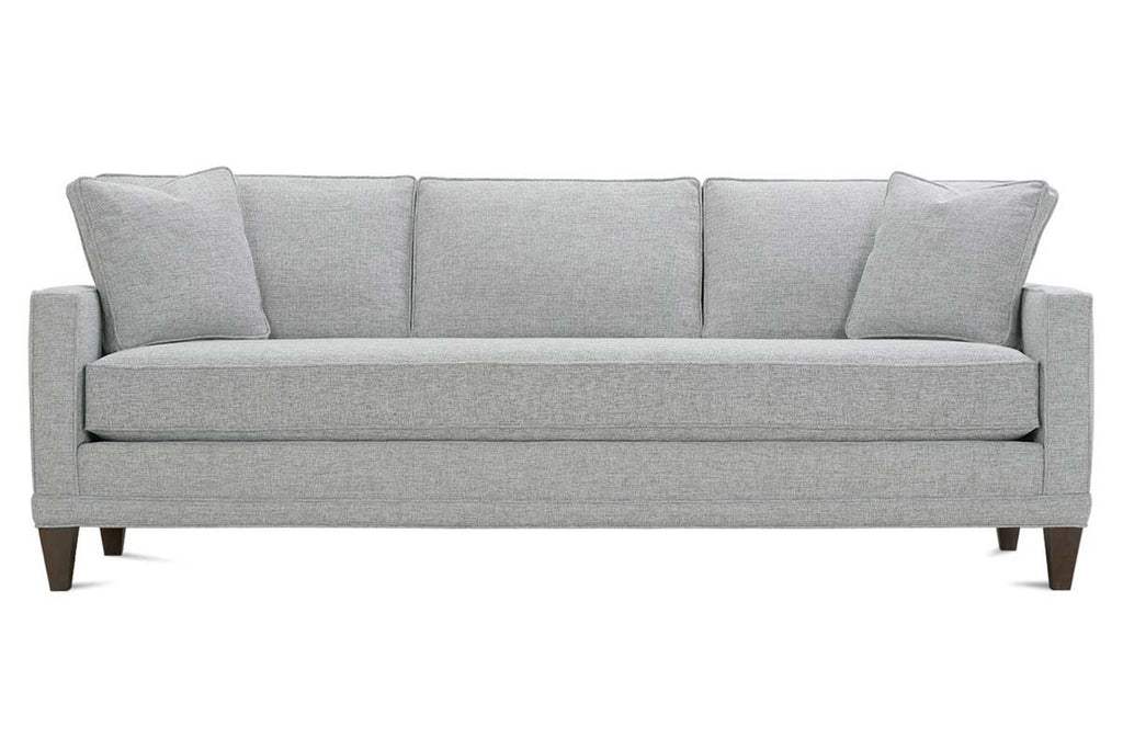 Janice I 79 Inch Apartment Size Single Bench Seat Queen Sleeper Sofa ...