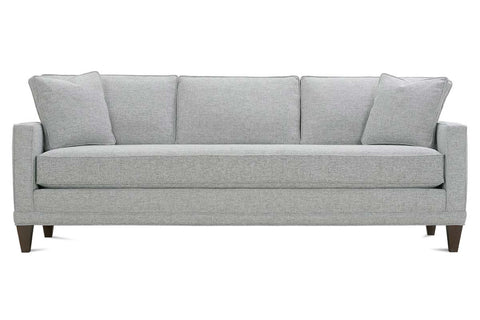 Janice I 79 Inch Apartment Size Single Bench Seat Queen Sleeper Sofa