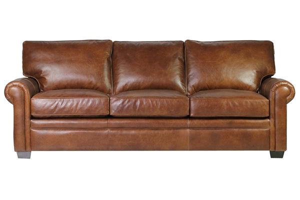 "Kingston ""Quick Ship"" Leather Living Room Furniture Collection"