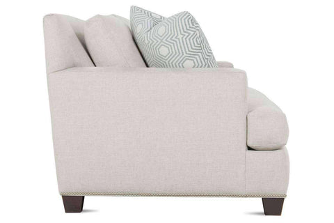 "Krista I 84  Inch ""Designer Style"" Single Bench Seat Sofa"