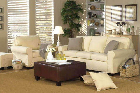 Slipcovered Furniture Lauren Slipcover Sofa