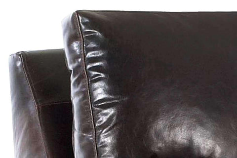 Leather Furniture Demspey Leather Chair