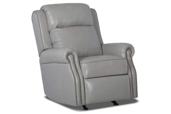 "Hobart 3-Way Power ""Ready To Ship"" Reclining Leather Chair"