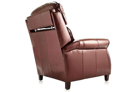 Leather Furniture Kirby Leather Recliner