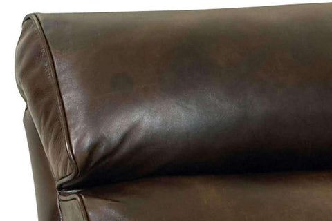 Leather Recliner Aldrich Arts And Crafts Style Mission Leather Recliner Chair