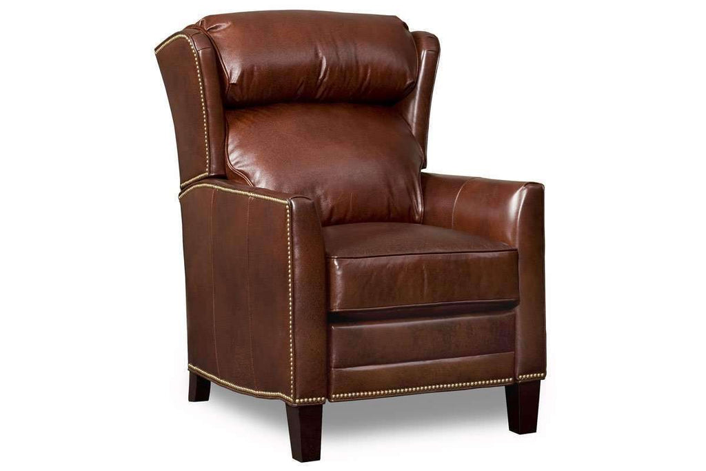 Tremendous Buckley Bustle Back Leather Recliner Frankydiablos Diy Chair Ideas Frankydiabloscom