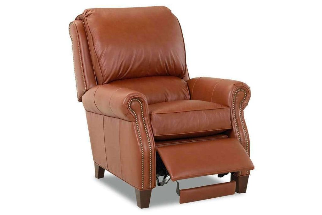 Prime Tan Leather Recliner Chair Light Brown Leather Recliner Machost Co Dining Chair Design Ideas Machostcouk