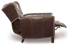Harris Tight Back Wingback Leather Recliner