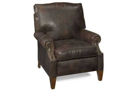 Leather Recliner Julius Leather Pillow Back Recliner