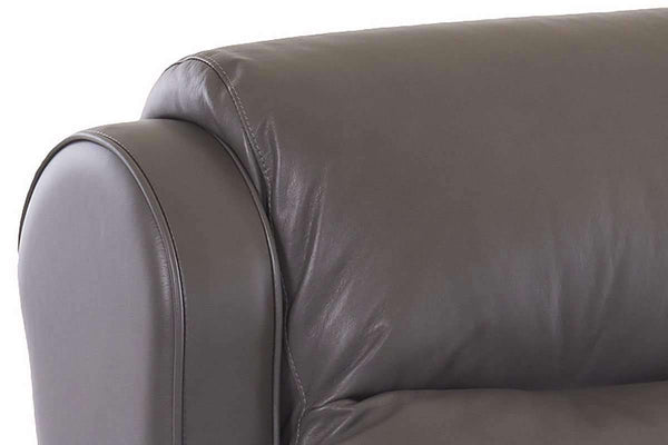Leather Recliner Marco 3-Way Electric Power Recliner With Comfort Control Plus