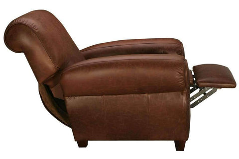 "Parker ""Ready To Ship"" Leather Recliner"