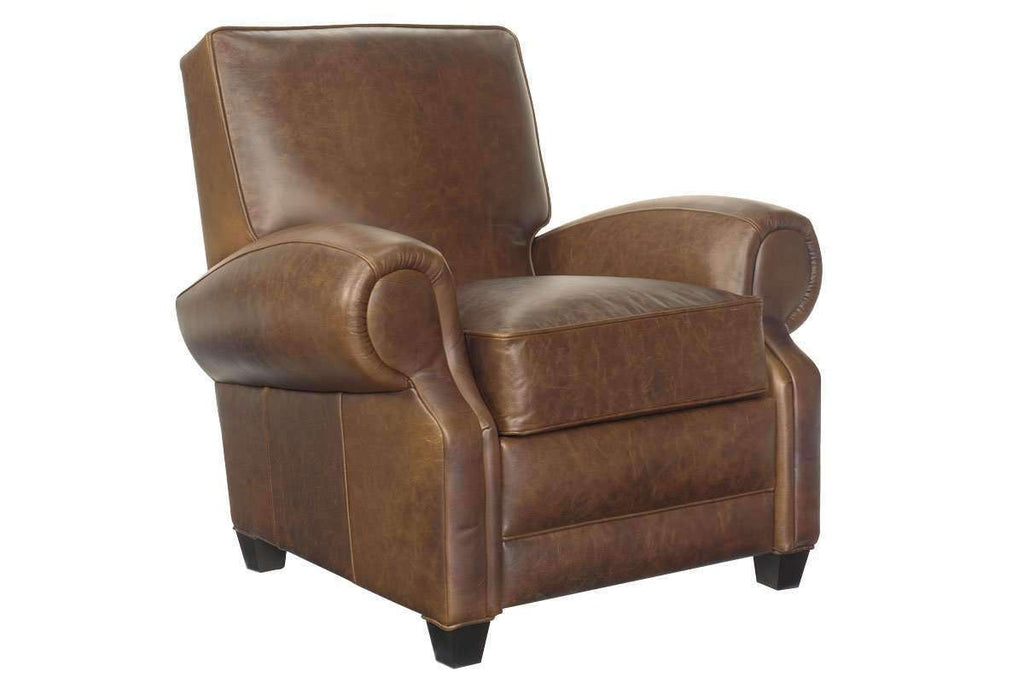 Merveilleux Leather Recliner Richmond Large Tight Back Reclining Chair ...