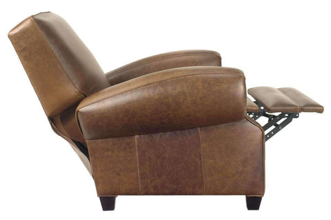 Leather Recliner Richmond Large Tight Back Reclining Chair