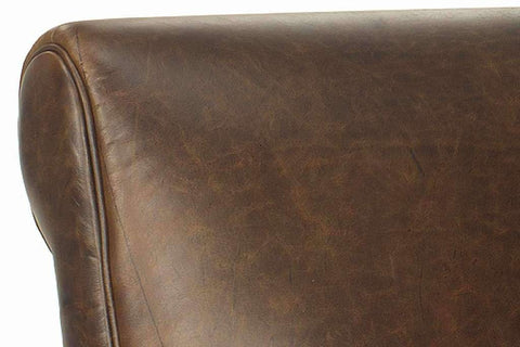 "Tribeca ""Ready To Ship"" Leather Recliner (Photo For Style Only)"