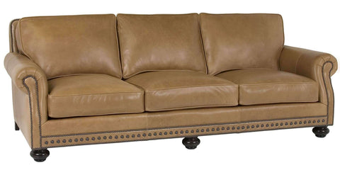 "Living Room Archie ""Designer Style"" Traditional Three Leg Sofa Collection"