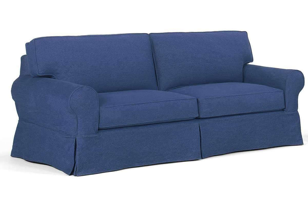 Wonderful Living Room Camden Slipcover Couch Collection ...