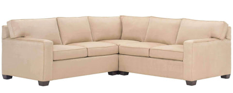 Living Room Elliott Contemporary Modular Track Arm Sectional Sofa