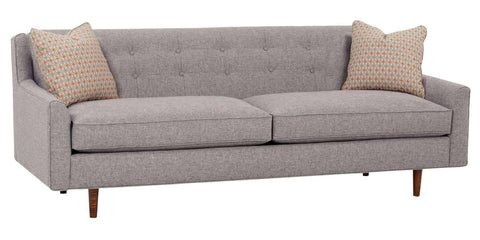 "Living Room Esme ""Designer Style"" Mid-Century Modern Sofa Collection"