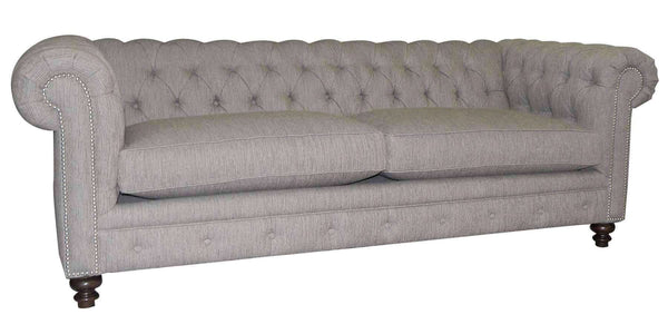 Living Room Hastings Chesterfield Tufted Set