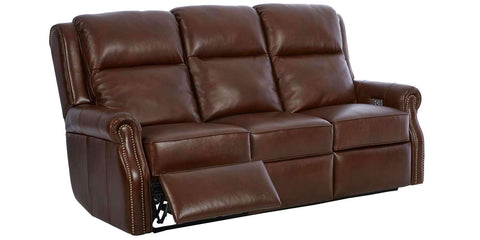 "Living Room Hobart ""Comfort Control Plus"" 3-Way Power Reclining Collection"