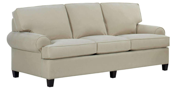 Living Room Lilly Fabric Upholstered Furniture Collection