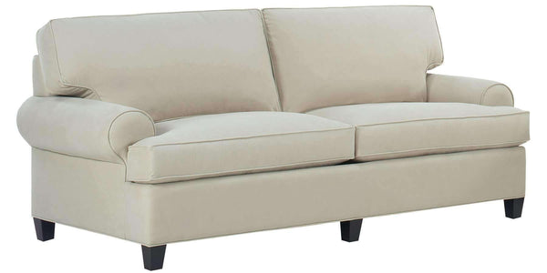 Living Room Olivia Fabric Upholstered Sofa Collection