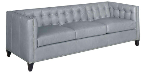 Living Room Sherwood Tufted Shelter Arm Sofa Or Sleeper Sofa