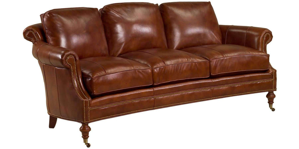 appealing traditional leather living room set | Wilson Designer Style Traditional Leather Living Room Set