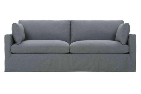 "Liza II ""Designer Style"" Slipcovered Sofa"
