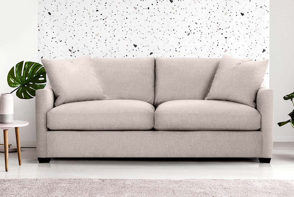 "Macy ""Designer Style"" Sloping Track Arm Sofa Collection With Four Sofa Options"
