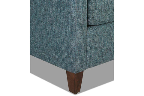 Marcie 90 Inch Fabric Mid-Century Modern Queen Sleep Sofa