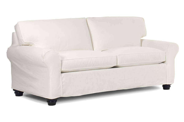 Slipcovered Furniture Mason Slipcover Loveseat