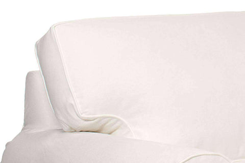 Slipcovered Furniture Mason Slipcover Queen Sleeper Sofa
