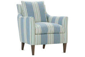 "Millie ""Designer Style"" Fabric Accent Chair"