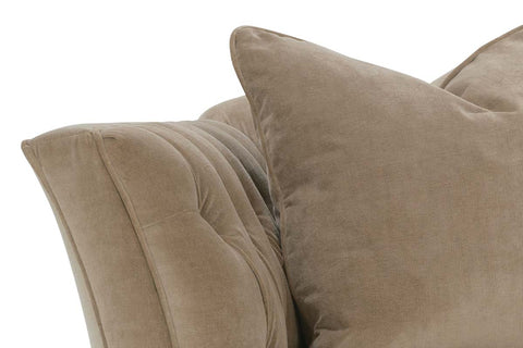 Muriel 88 Inch Button Tufted Back Sofa