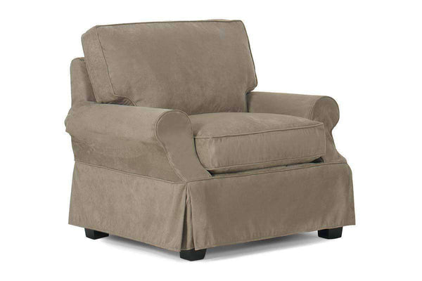 Nadine Slipcover Chair