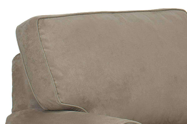 Nadine Slipcover Couch Set
