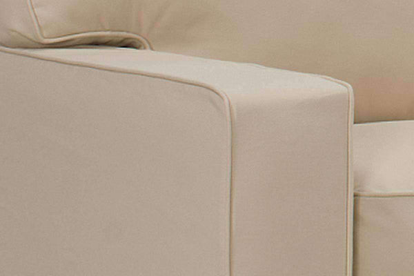 Slipcovered Furniture Nantucket Slipcover Queen Sleeper Sofa