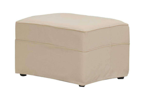 Slipcovered Furniture Nantucket Slipcover Ottoman