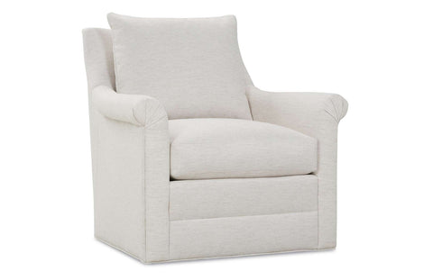 Penelope 360 Degree Swivel Accent Chair