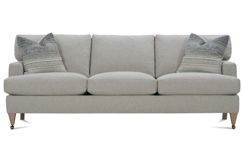 "Phyllis 88 Inch ""Designer Style"" Large Scale Traditional Sofa"