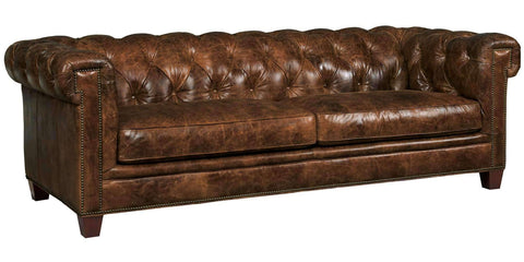 Quick Ship Damien Tufted Chesterfield Seating Group