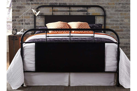 "Reed Black Metal ""Create Your Own Bedroom"" Collection"